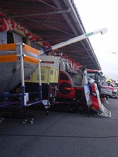 農機の展示会